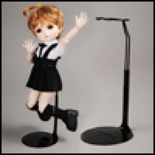 22 ~ 35cm Dollmore Doll Stand (Black)