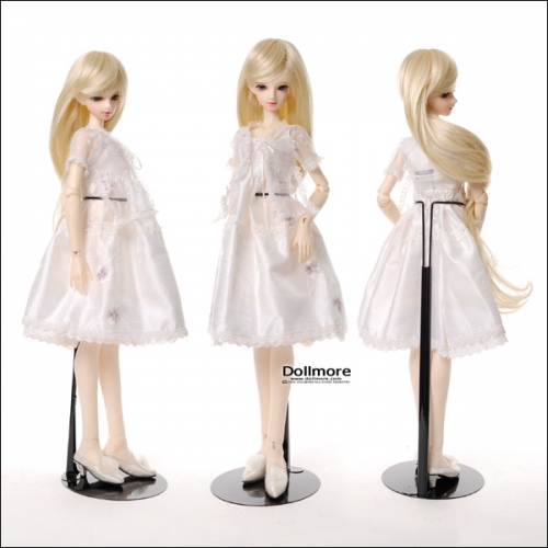 50 ~ 85cm Dollmore Doll Stand (Black)