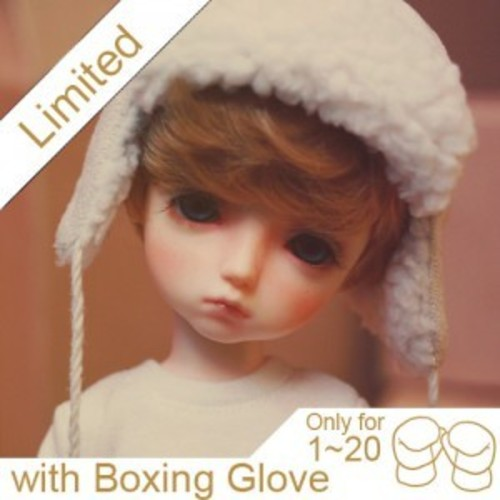 Potato 28cm Baby Doll