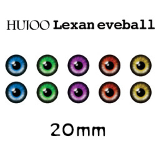 [20mm] Lexan eyeball