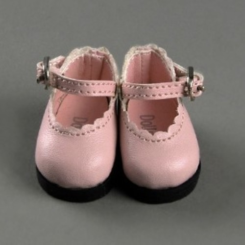 [USD] Lolo Cut Shoes (Pink)