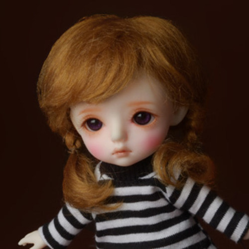 "[5""] Sayomi Mohair Wig (Brown)"