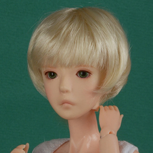 "[3-4""] Enfant Short Cut (Blonde)"