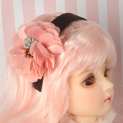 MSD & SD - SFO Hairband (415 - Ivory)