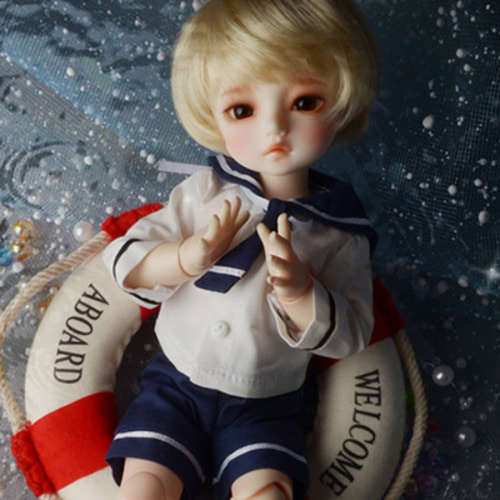 [USD] Travel by Sailor Boy set (W/Navy)[K7]