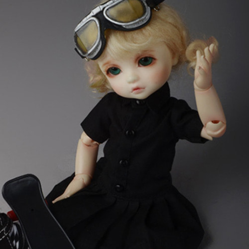 [USD] Elise Dress (Black)[K7]