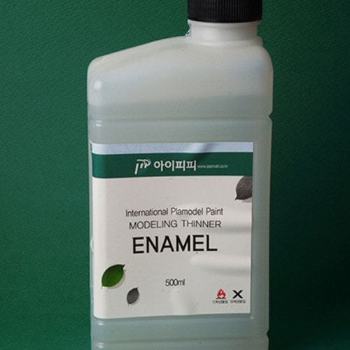 [TL500] 모델링 신나 ( ENAMEL : Thinner ) 500ml