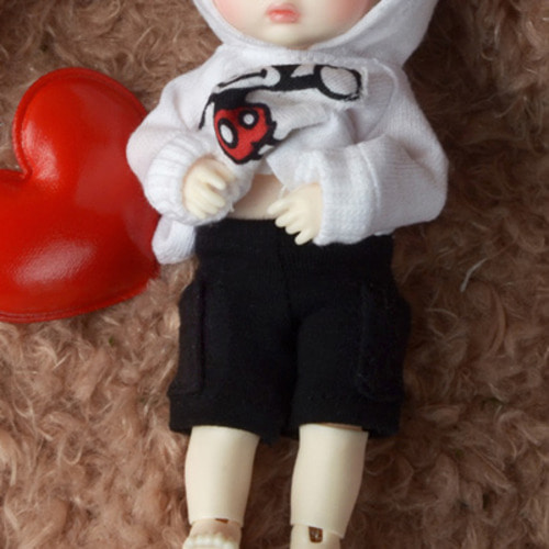 [Bebe Doll] NC Pants (Black)