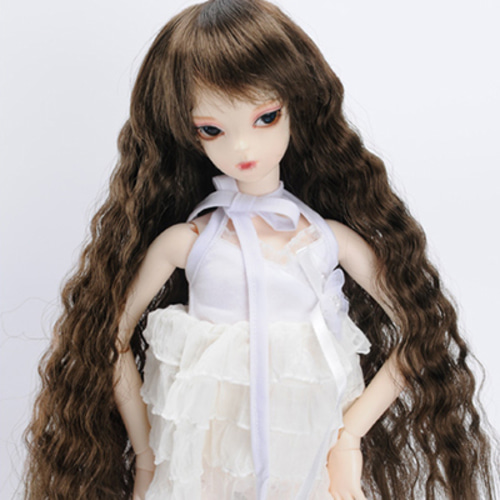 "[7-8""] Friendly Sobazu Wig (Brown)"