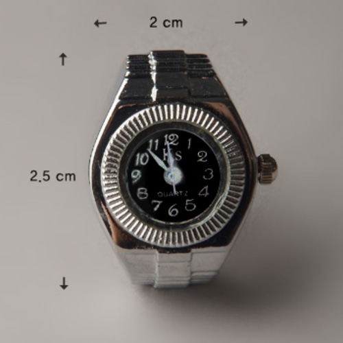 SD & Model Size - Gentle Watch (D-07)[G6]