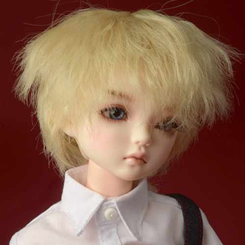 "[7-8""] Farach Short Cut Wig (Blonde)"