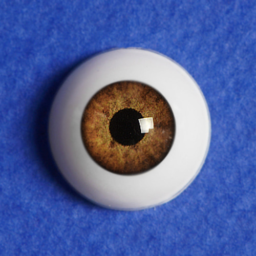 [14mm] Optical Half Round Acrylic Eyes (MA09)