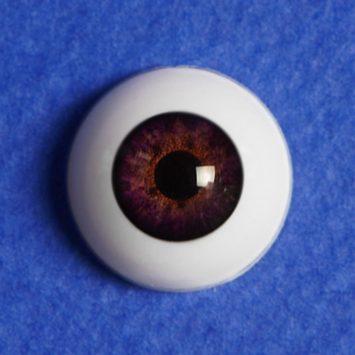 [14mm] Optical Half Round Acrylic Eyes (MA08)