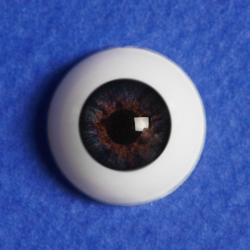 [14mm] Optical Half Round Acrylic Eyes (MA02)