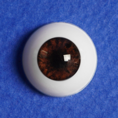 [14mm] Optical Half Round Acrylic Eyes (CC10)