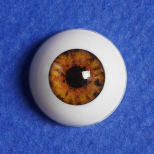 [14mm] Optical Half Round Acrylic Eyes (CC09)