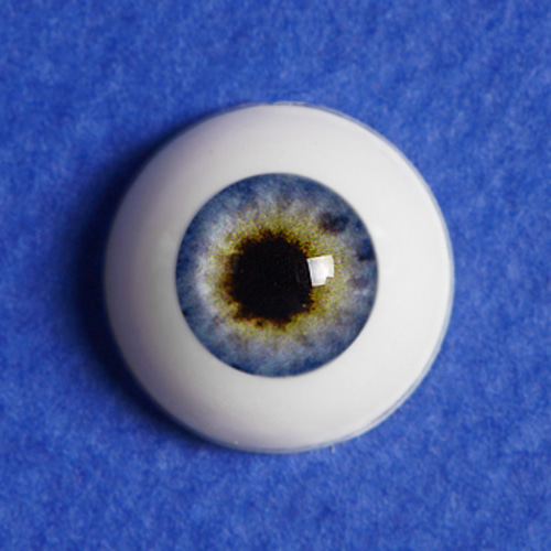 [14mm] Optical Half Round Acrylic Eyes (CC01)