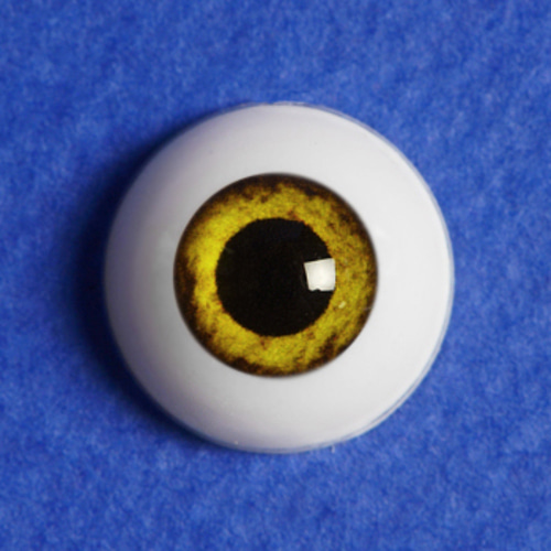 [14mm] Optical Half Round Acrylic Eyes (SEL13)