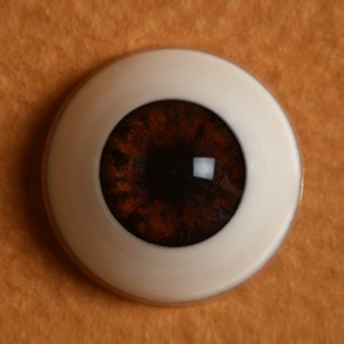 [16mm] Optical Half Round Acrylic Eyes (CC10)