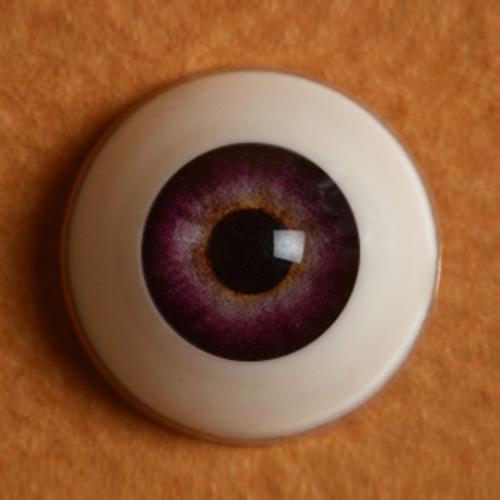 [16mm] Optical Half Round Acrylic Eyes (MB08)