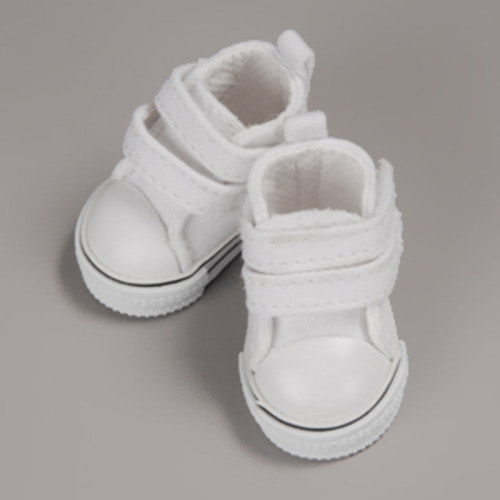 [USD] Two strap Sneakers (White) [K8]