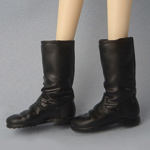 [12inch] MR Long Boots (Black)