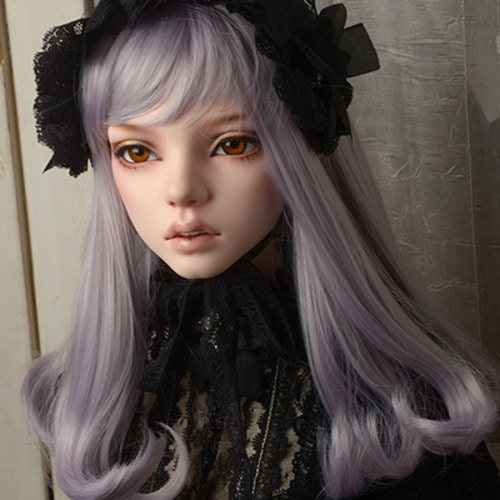"[13""] Hailey Curl Wig (V.L.Gray)"