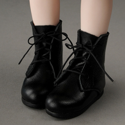 [50mm] Narsha Size - Basic Mallang Boots (Black)