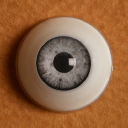 [16mm] Optical Half Round Acrylic Eyes (MA16)