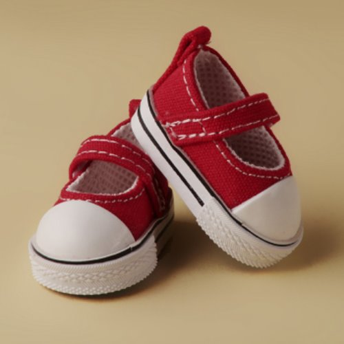 [50mm] USD.Dear Doll Size - Sooni Sneakers (Red)