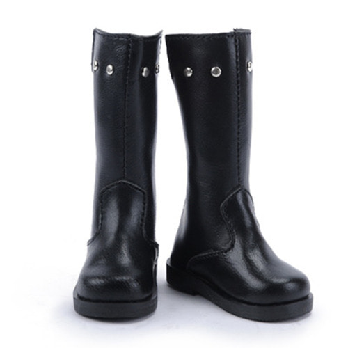 [75mm] MSD - Ronin Boots (Black)