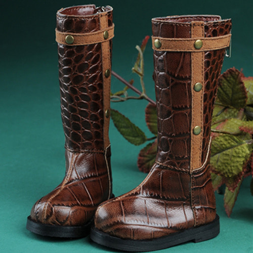 [65mm] MSD - Kaver Boots (Brown)