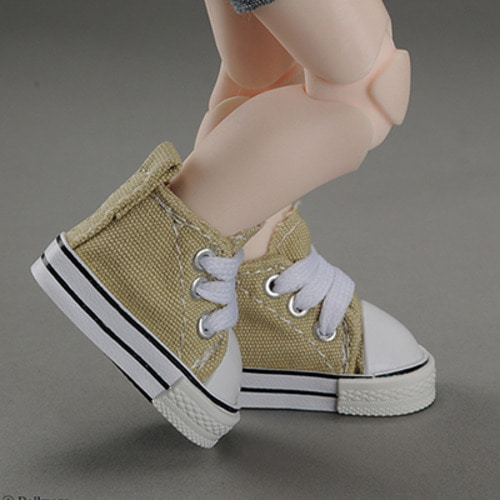 [50mm] USD.Dear Doll Size - Cuteme Sneakers (D.Beige) [K8]