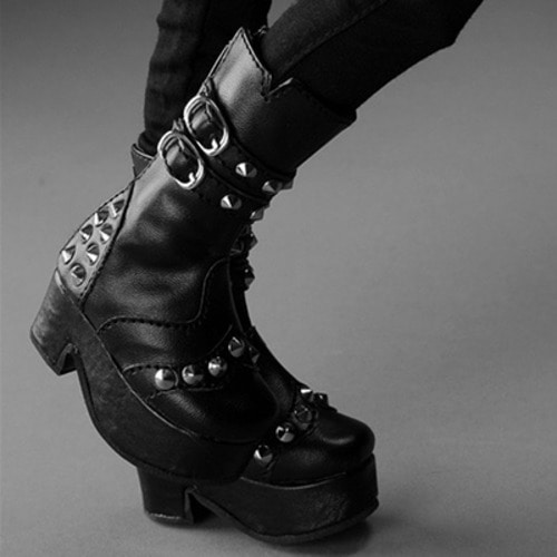 [70mm] MSD - Newrock Boots (Black)