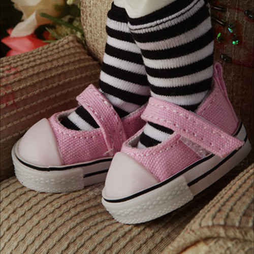 [50mm] USD.Dear Doll Size - Sooni Sneakers (Pink)