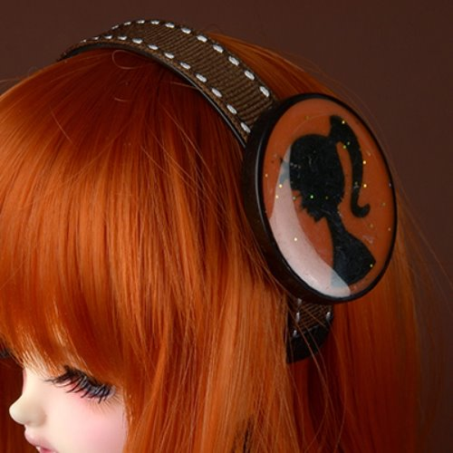 MSD & SD - PT Lady headband (449)