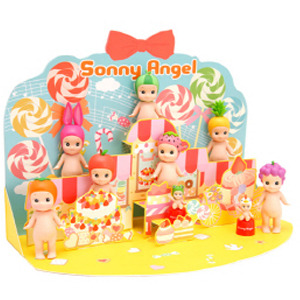 Sonny Angel Popup Card- Lollipop