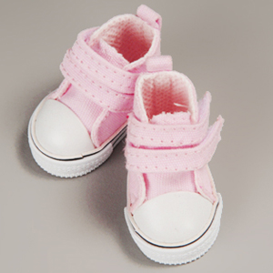 [50mm] USD.Dear Doll Size - Two strap Sneakers (Pink)
