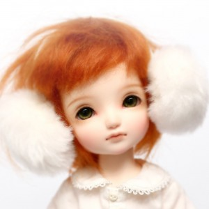 Carrot 28cm Baby doll.