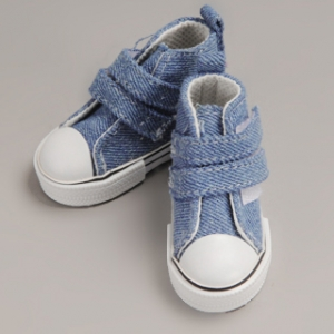 MSD - Two strap Sneakers (Blue)