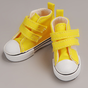 MSD - Two strap Sneakers (Yellow)