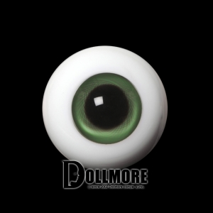 28mm Solid Glass Doll Eyes - PW03(B)