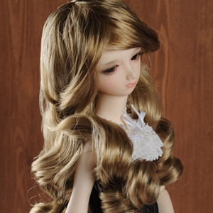 "[7-8""] Lady RB Wig (Brown)"