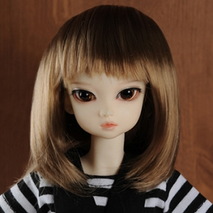 "[7-8""] Dan J Wig (Brown)"