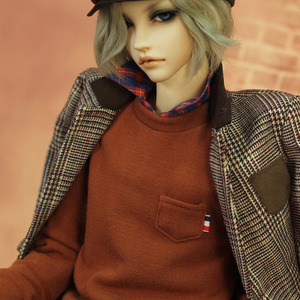 *의상* [SD/Boy] Euro brick red