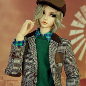 [SD/Boy] Euro green
