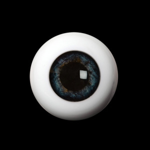 26mm - Optical Half Round Acrylic Eyes (SEL-02)