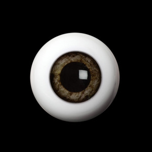 26mm - Optical Half Round Acrylic Eyes (SEL-05)