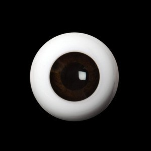 26mm - Optical Half Round Acrylic Eyes (SEL-11)