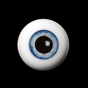 26mm - Optical Half Round Acrylic Eyes (SEL-12)